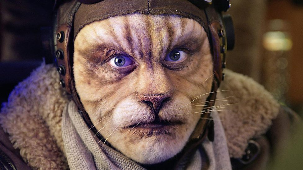 TFW a 2007 Doctor Who had less terrible looking human cats than your big budget Hollywood movie