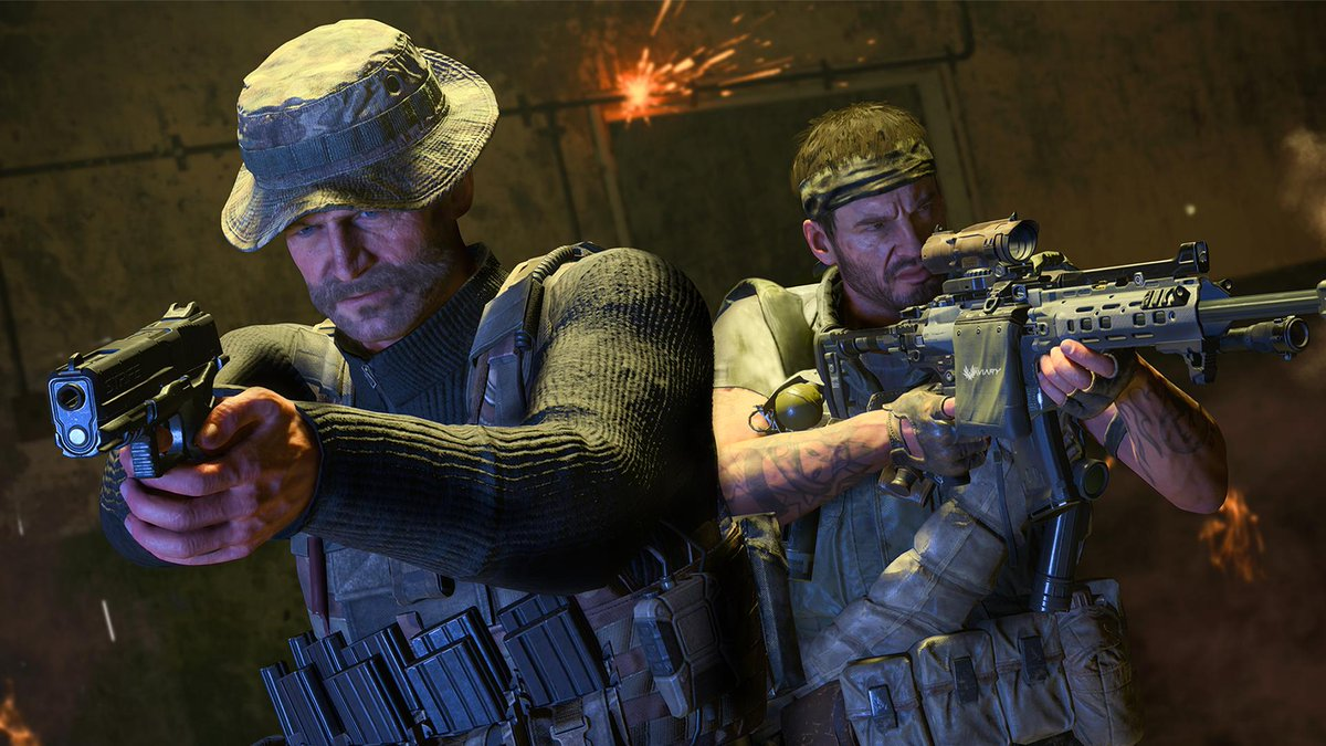 One hell of a recipe for destruction. Unlock classic Captain Price in Call of Duty: Black Ops 4 Blackout when you pre-order Modern Warfare.  Let's move: https://xbx.lv/2SqkiU1
