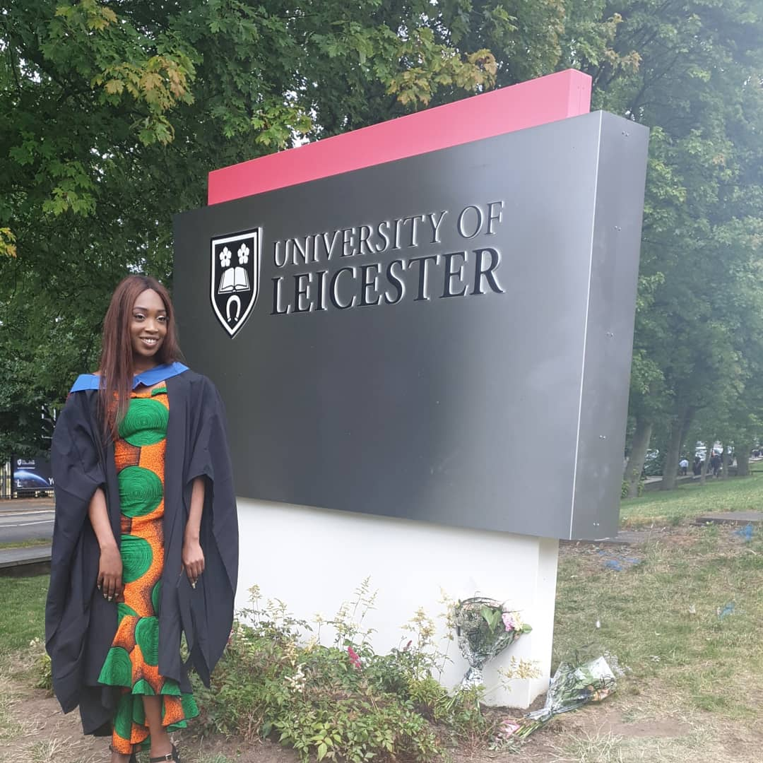 A young black woman with a BSc in neuroscience? Inject that shit #BlackExcellence <br>http://pic.twitter.com/ZJFzBFziyj