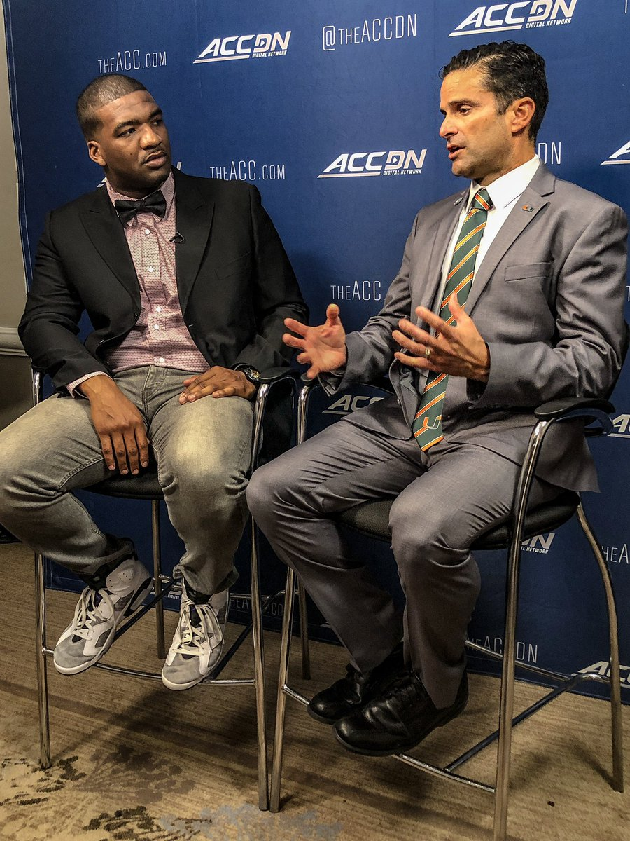 It was two days full of football talk, memes and fun at #ACCKickoff!   Only 37 days until the first @ACCFootball game of the season!<br>http://pic.twitter.com/WVysRoqjFQ