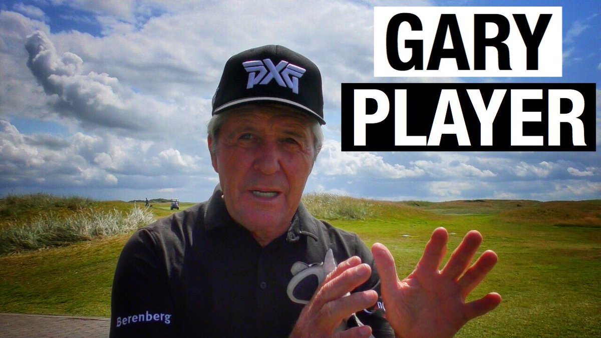 https://youtu.be/_Ss2Xp-XnhQ  🎥 GARY PLAYER Golf Clinic - You NEED This Lesson
