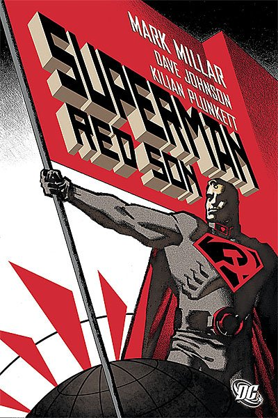 I came up with the idea of Superman Red Son when I was 6, pitched it to @dccomics when I was 13, sold it when I was 27 and it was published when I was 33. The lesson of this story is not TENACITY. It's getting your story right at 6 and not wasting all that time! #TBT