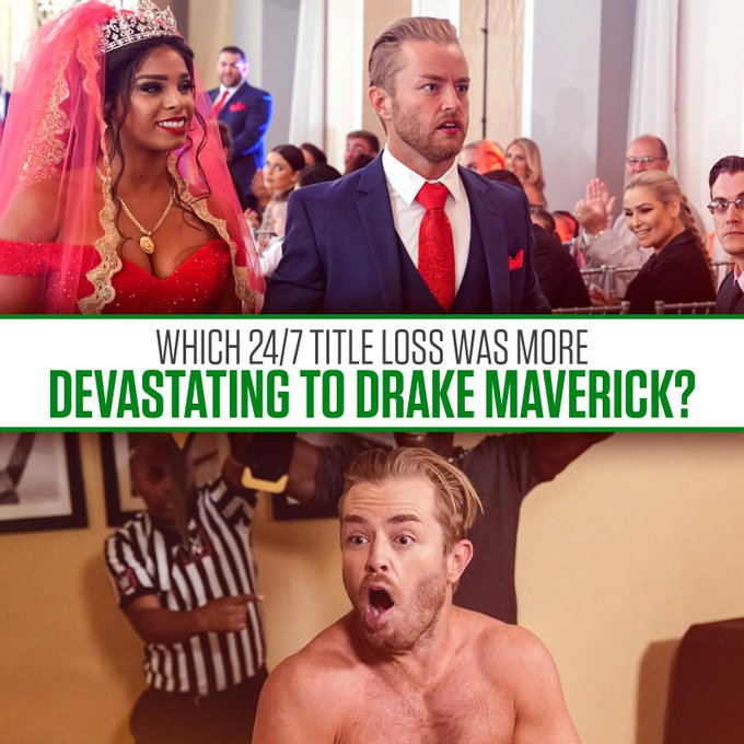 .@WWEMaverick's #247Title history has been quite the rollercoaster...