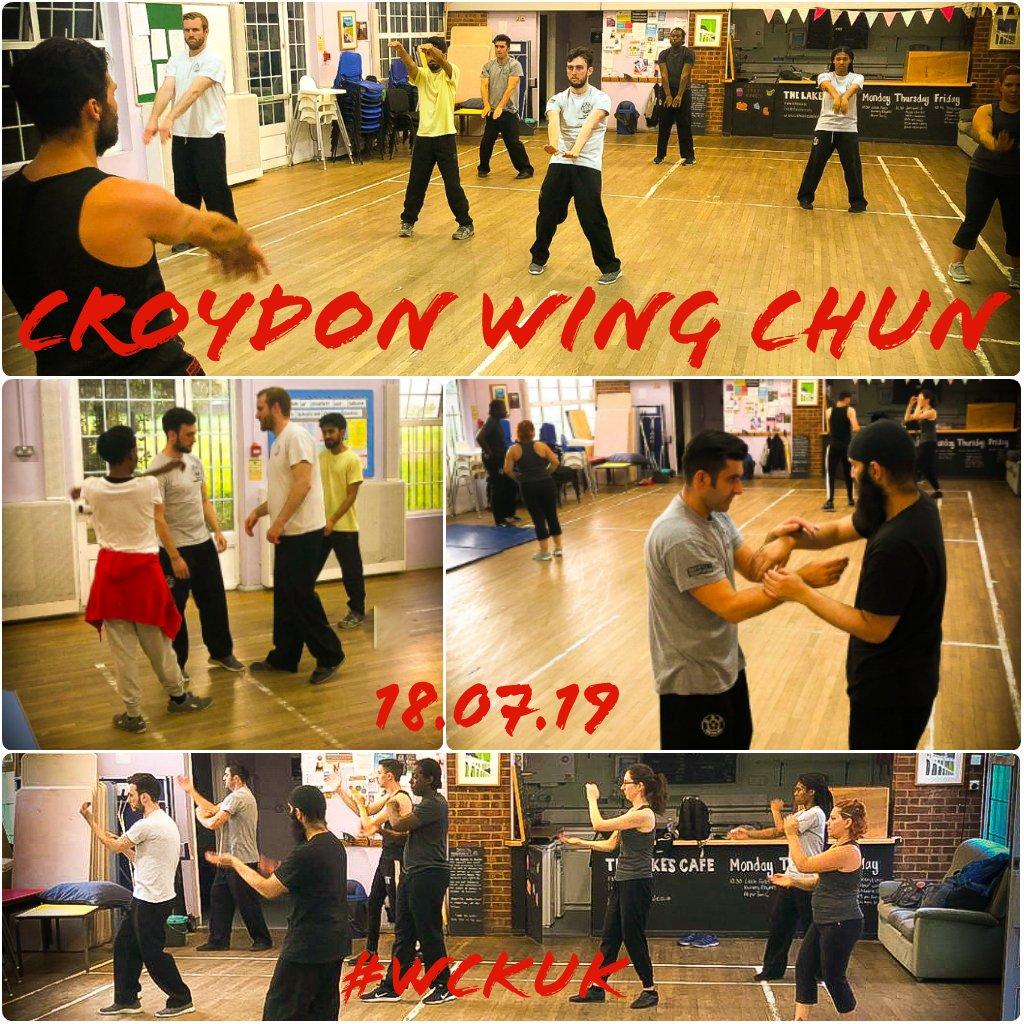 New students trialing at #Sidcup, kids grading prep at #Sydenham, big thanks to Sifu Talon leading tonight's #Croydon class & looking forward to #SouthNorwood @KidsWCKUK grading Saturday with newbies trialing!#wckuk #wingchun #kungfu #martialarts #wingtsun #selfdefense #london