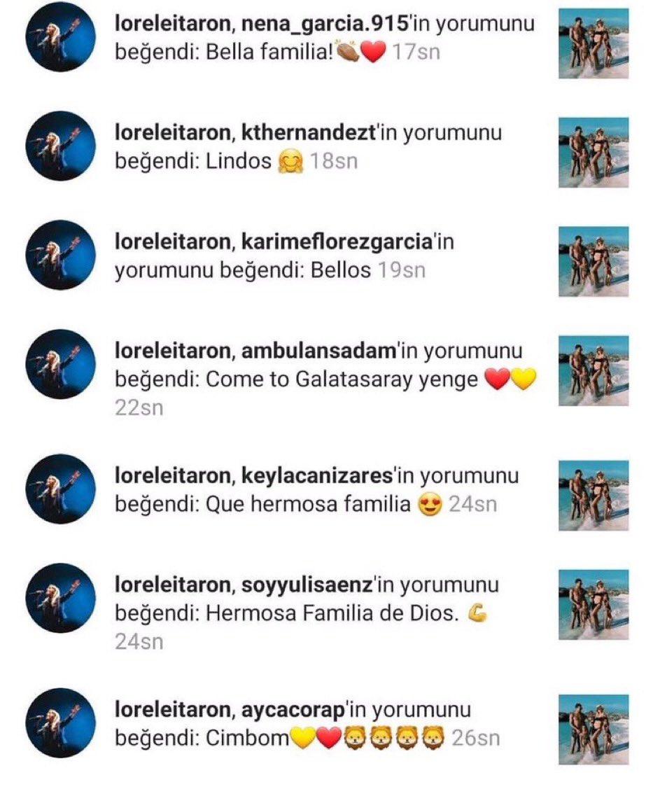 Falcao'nun eşi Galatasaray ile ilgili yorumları beğeniyor.. Yapmayın şunu be..