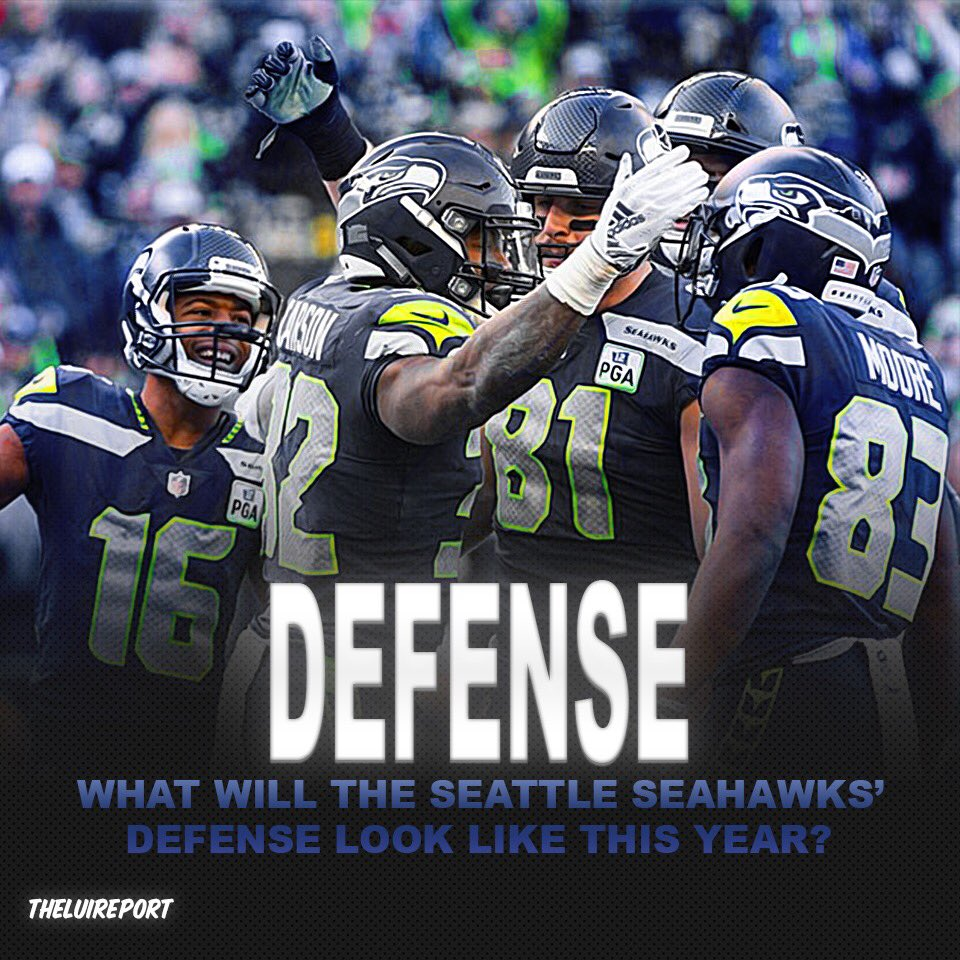 💭 Will the Seattle Seahawks ever get a defense back like the Legion of Boom? How good or bad do you think their defense will be this year?   #nfl #nfloffseason #nflpreseason #seattleseahawks #seahawks #defense #legionofboom #football #sports #news #f4f