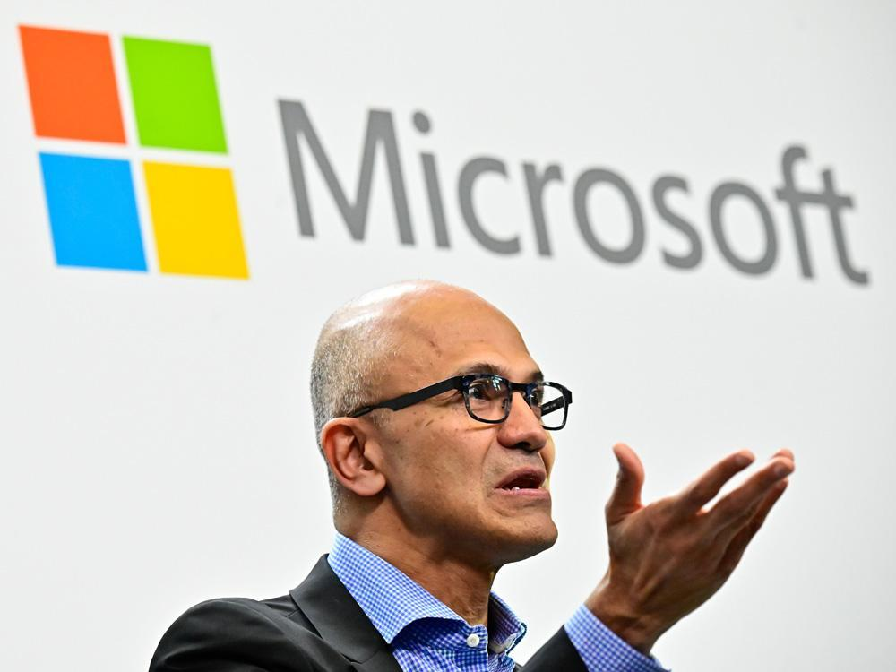 Microsoft handily beats estimates, powered by growing cloud profits