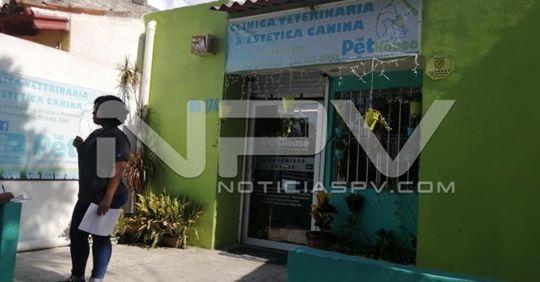 🔘Puerto Vallarta | Delincuente armado robo en una Clínica Veterinaria – NoticiasPV✍🏻📍  https://bit.ly/32xD7tg  #Enterate #NoticiasPV #PuertoVallarta #Jalisco #BahíaDeBanderas #Nayarit #RivieraNayarit