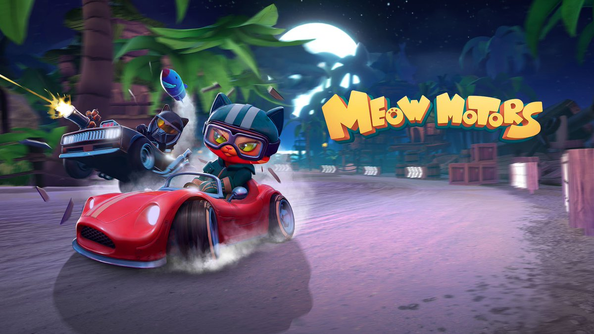 "Meow Motors is now available for Digital Pre-order and Pre-download on Xbox One <a href=""http://mjr.mn/FijM"" rel=""nofollow"" target=""_blank"" title=""http://mjr.mn/FijM"">mjr.mn/FijM</a> https://t.co/mCZxTMtyHa."