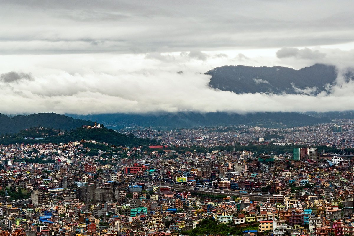 Monsoon in #Nepal is simply mesmerizing. As a crucial facet of Nepal's temperate climate, the monsoon brings a downpour of cool and refreshing rain to the #capitalcity. So, get your umbrellas and raincoats ready to experience #Kathmandu in a fresh new light this #monsoon. https://t.co/4ILZJ8yYfS