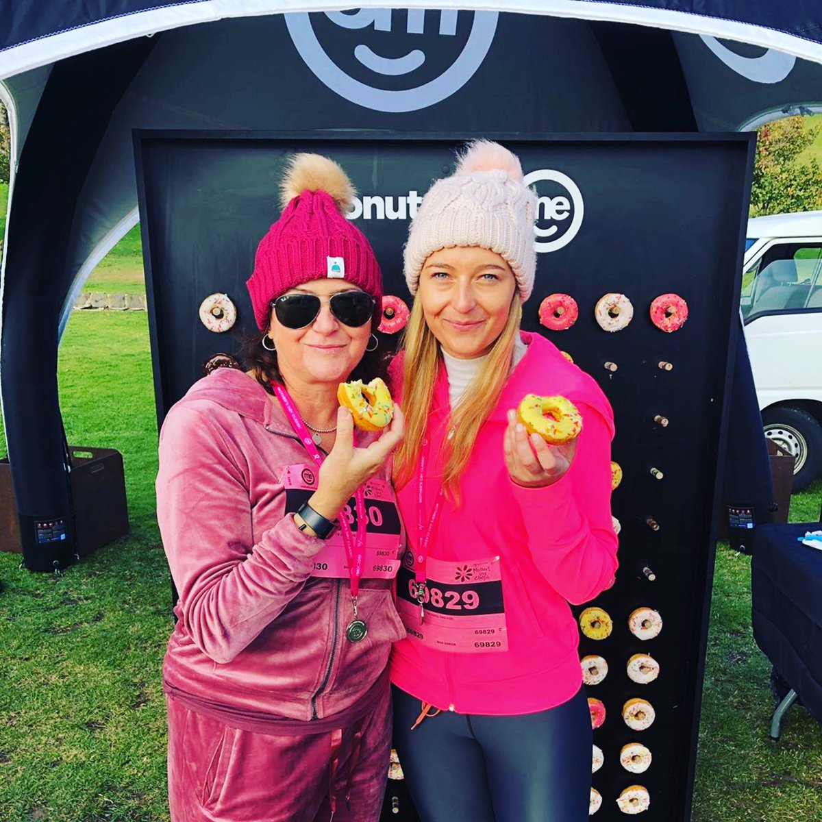 Now we're seriously craving Friday donuts. Anyone else?  Thanks for the memories @MDC_walk_run    #MDC2019 <br>http://pic.twitter.com/ONLOUsXr3h