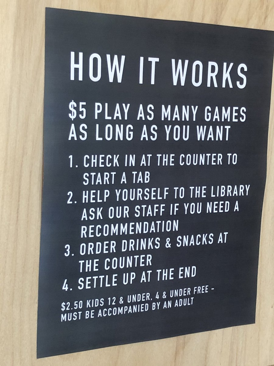 Wow! Love this concept SO much!! Genius! @Richmondruss, let's open one in Medford! #MLmagical #xplap #games4ed