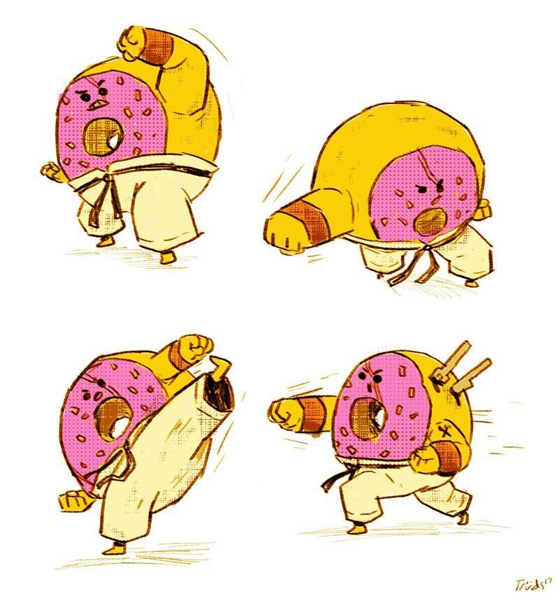 #tbt to Dough Joe training in the Bean Fu form!