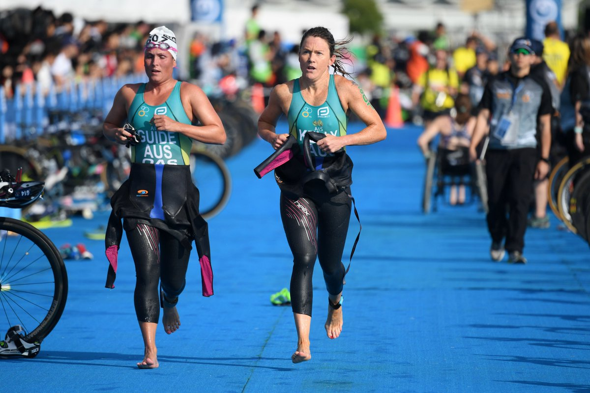Team Announcement:   Paralympic, Commonwealth and World Champ medallists named in #Paratri squad for 2019 Lausanne World Champs #WTSGrandFinal  See who's on the squad  http:// bit.ly/Medalliststohe adline   …  @DellyPhotoNinja<br>http://pic.twitter.com/N5w299uyhd