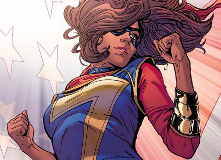 Weve updated our previous #SDCC Marvels Avengers post with new information! Attendees have reported that new footage in the demo gives our first look at Kamala Khan! gamerescape.com/2019/07/18/mar…