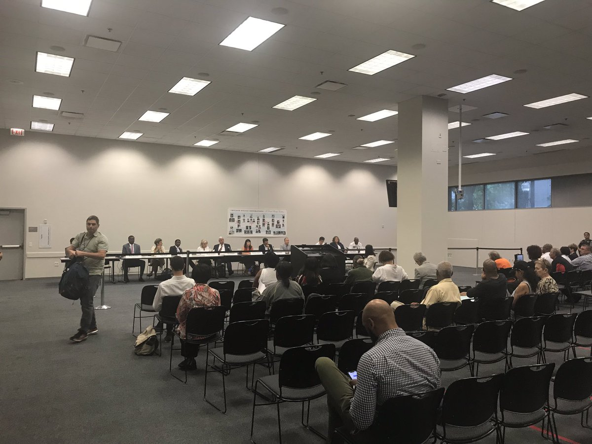 The Police board votes to fire the 4-Chicago Police officers accused in alleged cover-up in Laquan Mcdonald shooting. @cbschicago