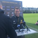 Image for the Tweet beginning: Clarko is about to have