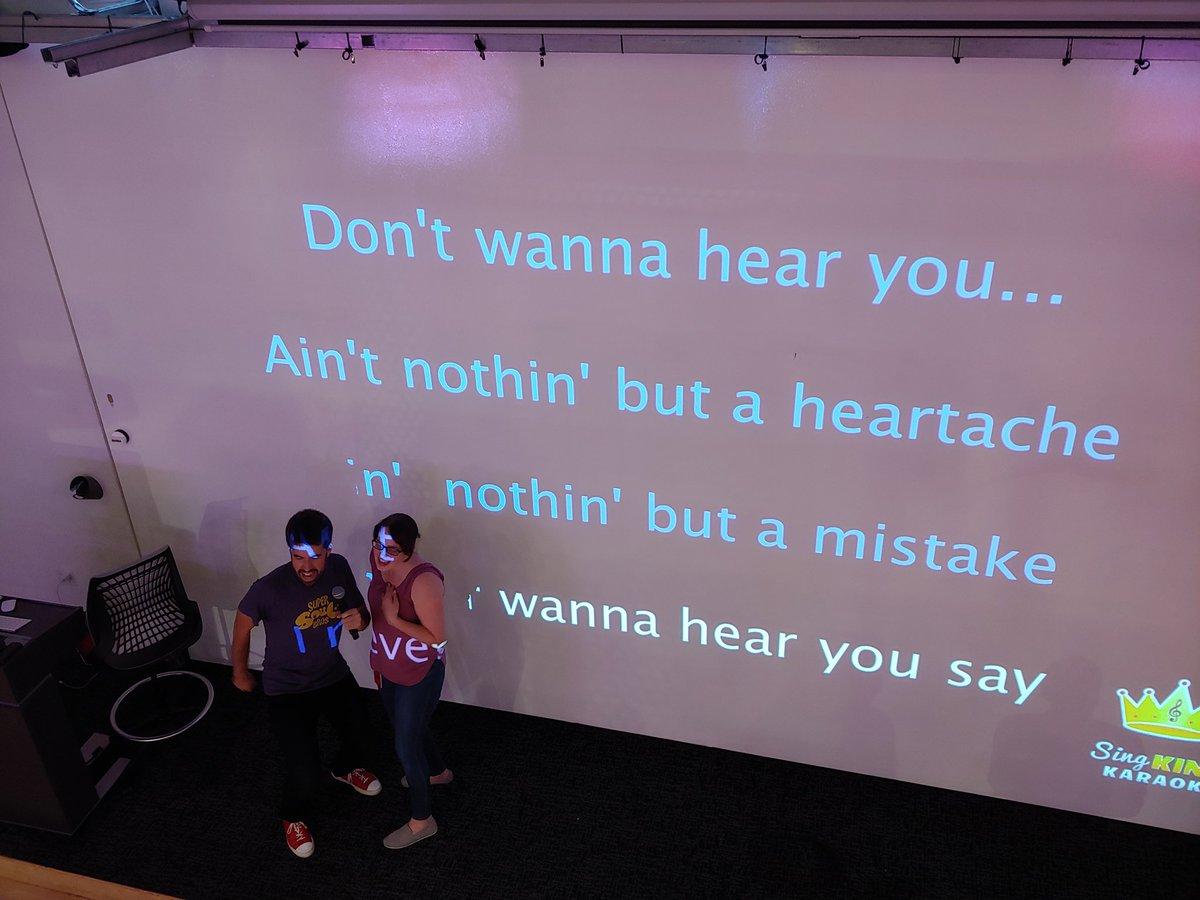 Karaoke night? Karaoke night. #Studentlife #DefineYourFuture<br>http://pic.twitter.com/vTvEpGjymd