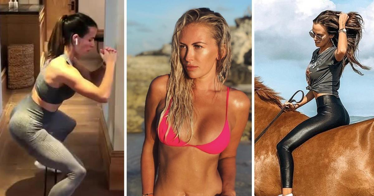 US golf Wags taking over The Open include Jena Sims and Paulina Gretzky  https://t.co/6dYXYgNuJB https://t.co/0QsyUWnZty