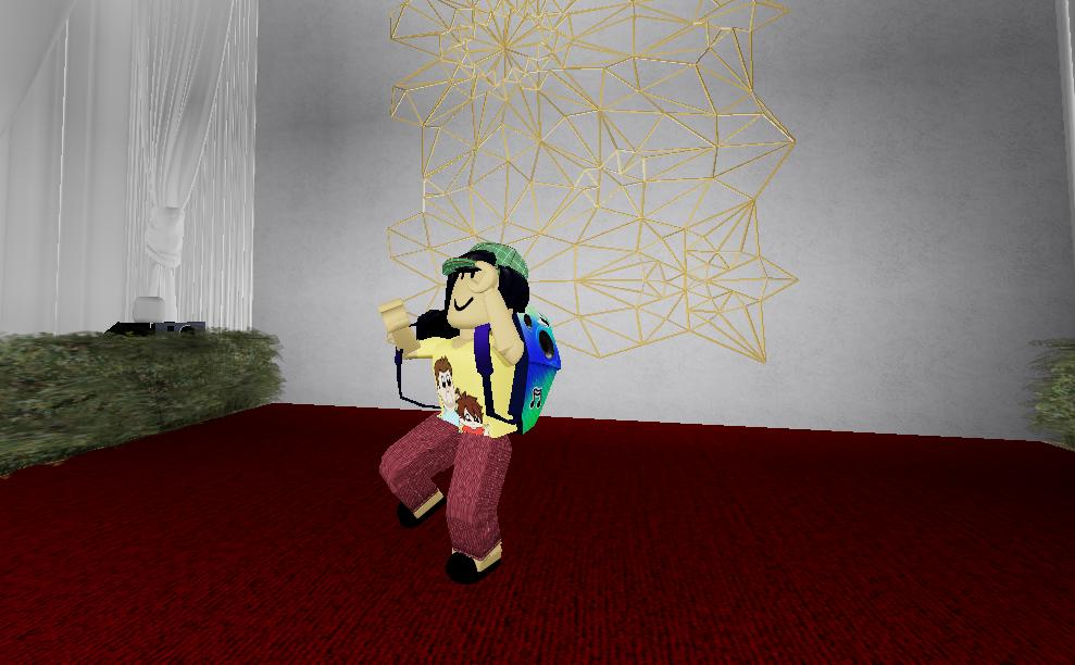 ((Breaking news)) A lunatic girl came to the 2019 Roblox MetGala. She starts dancing on the red carpet but then randomly starts attacking two photographers for unknown reasons. According to the police, the girl got away from security and left the MetGala. #RobloxMetGala2019<br>http://pic.twitter.com/hoYpfYWftj