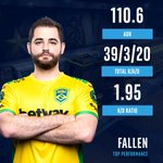 Image for the Tweet beginning: The talisman himself @FalleNCS with