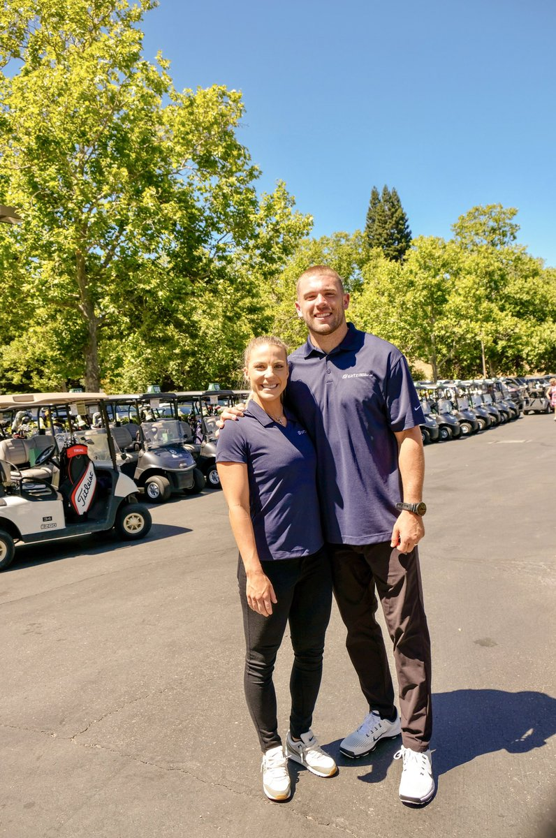 We are so privileged to have so many incredible people in our lives who helped to make the inaugural @ErtzFoundation Par-Tee Golf Tournament and Reception a success this week. Thank you to our donors, supporters, volunteers, friends and family who helped make our dreams possible!