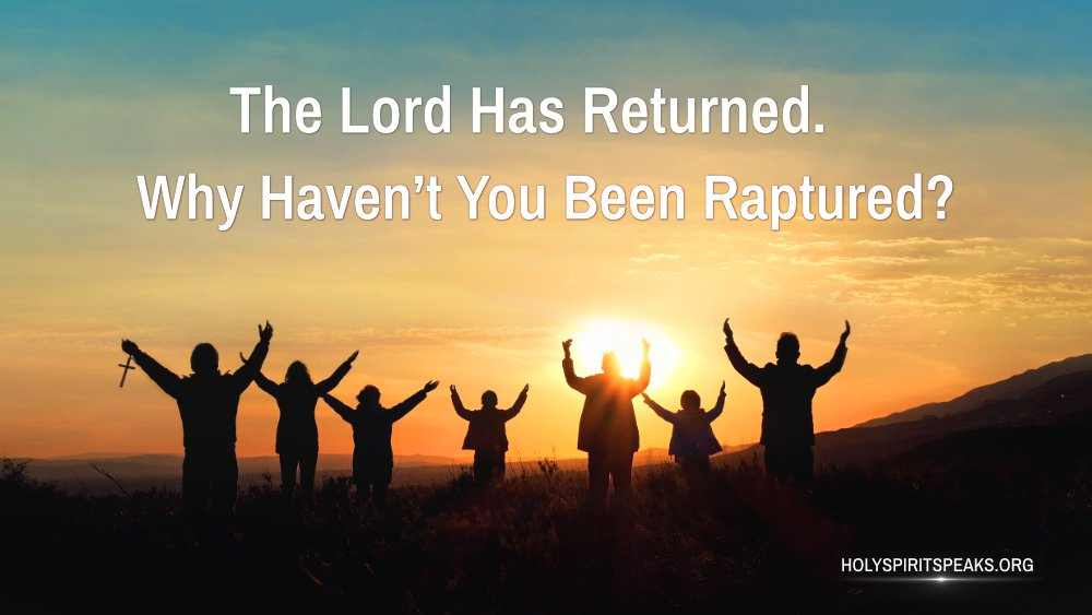 Do you want to enter the kingdom of heaven? Do you want to know the true meaning of rapture? This 26-minute excerpt reveals the mystery of rapture. #kingdom #AlmightyGod #Christian #EndTimes #WorshipGod #Praise #mystery #Church   https://www. holyspiritspeaks.org/videos/awakeni ng-from-the-dream-1/  … <br>http://pic.twitter.com/1kY34aouTG