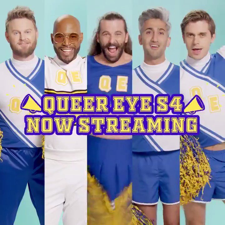 @QueerEye's photo on #QueerEye4