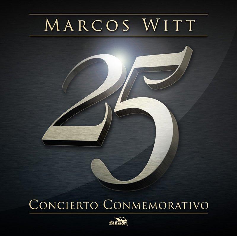 MARCOS WITT CD - 2011 BAIXAR 25 CONMEMORATIVO