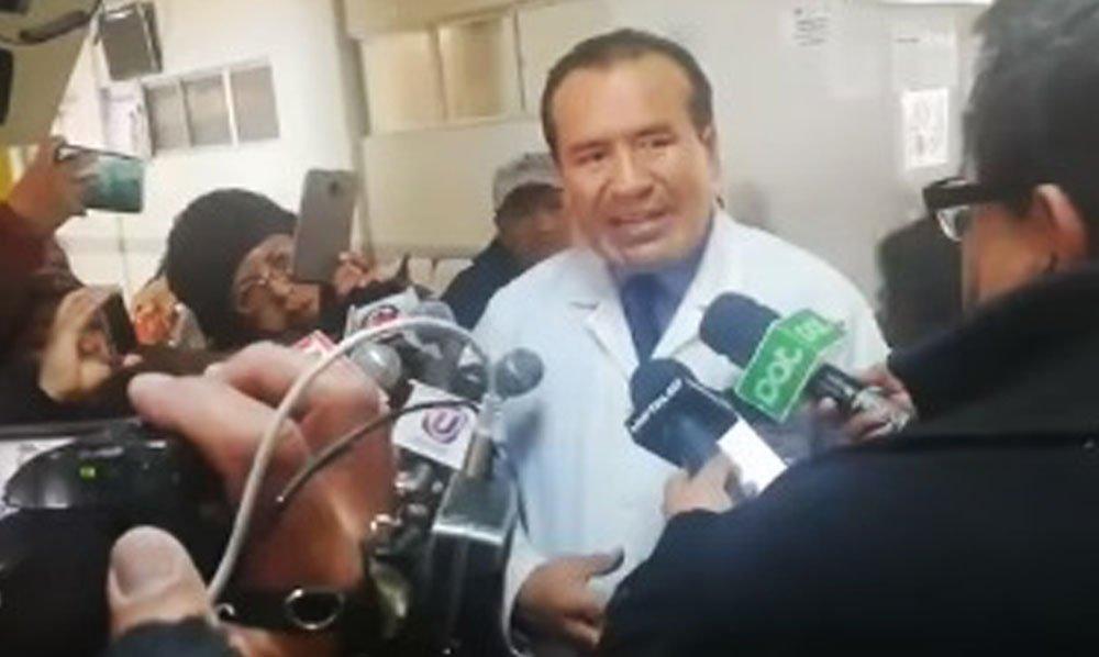 #Bolivia  Paciente de los Yungas muere en El Alto con diagnóstico de #hantavirus; se descarta #arenavirus https://bit.ly/2JPeekd