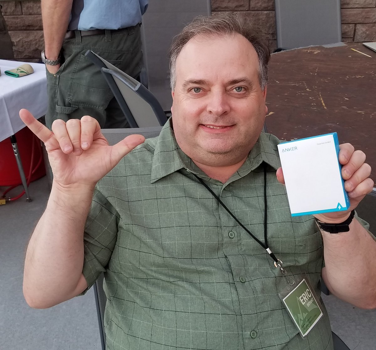 It took all of my 167 #MTMoot bucks, but this precious @AnkerOfficial 10K PD battery is MINE! https://t.co/Vc1d5SdRQ9