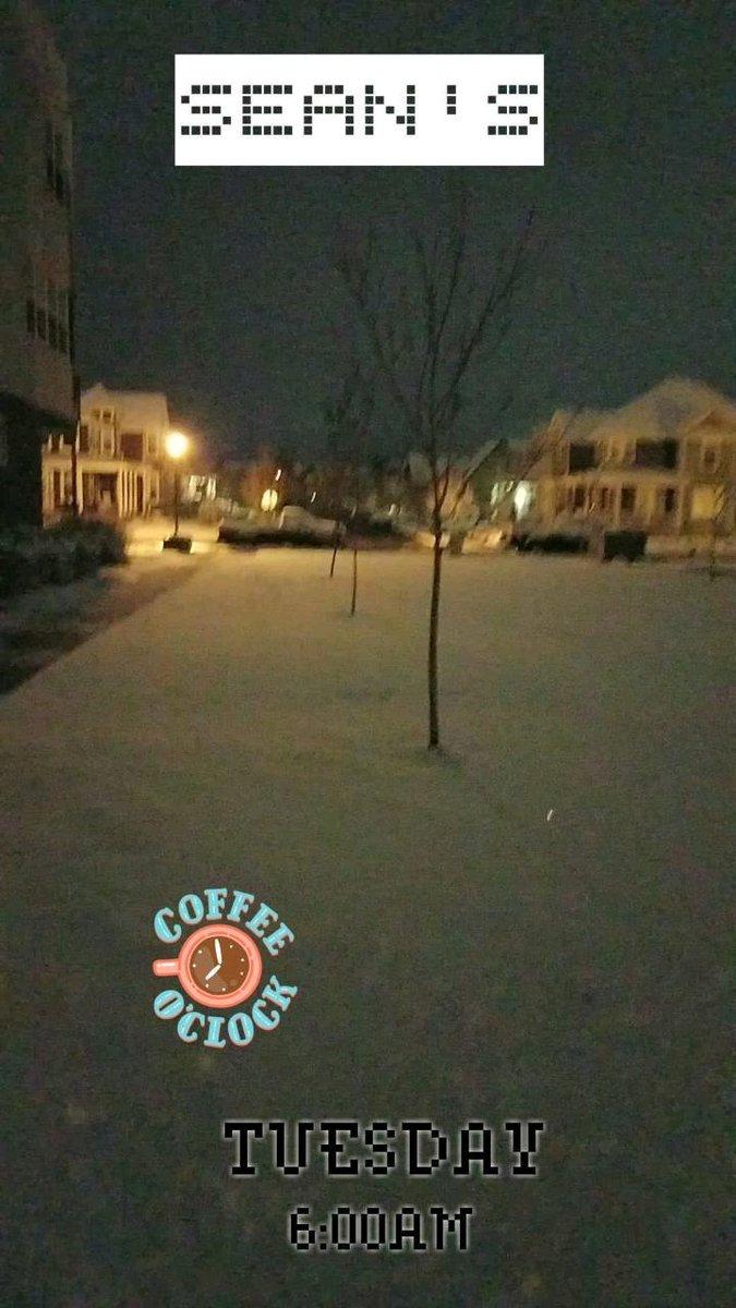Sean Davenport, MS's photo on #snowday