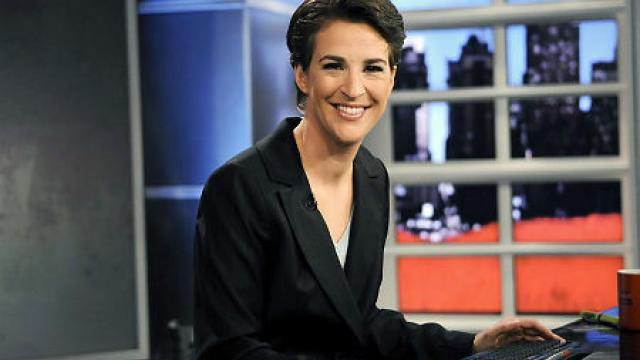 Maddow mocks Hannity over Cohen revelation: I'm still struggling not to laugh https://t.co/sPaUBNS2un https://t.co/8iNm6J8lb7