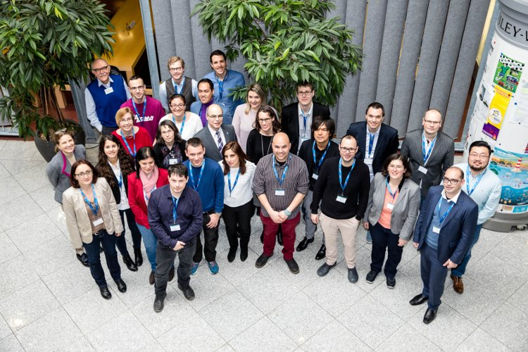 Last month, Wiley hosted the 1st @ChemPubSoc_Euro Early Career Researcher Meeting in Weinheim. With both sides learning from the each other, there were lively discussions and interesting debates. Read an overview here @ChemistryViews  http:// bit.ly/earlycareermee ting &nbsp; …  #chemistry #publishing <br>http://pic.twitter.com/pLpdtcNb6M