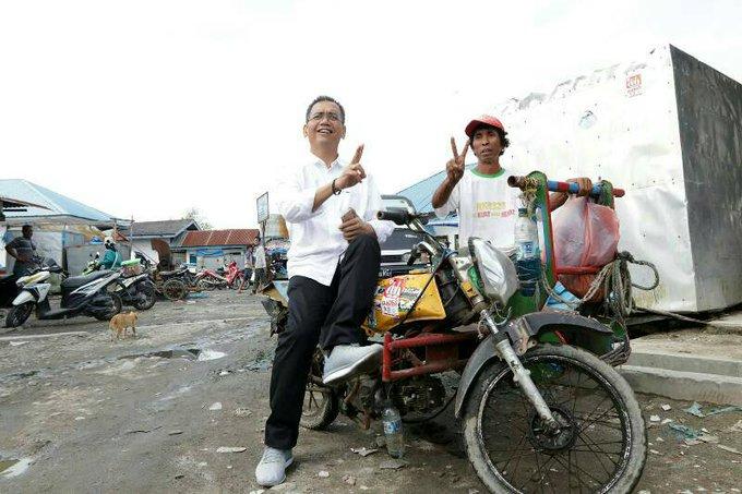 #PilihNomor2Djoss Photo