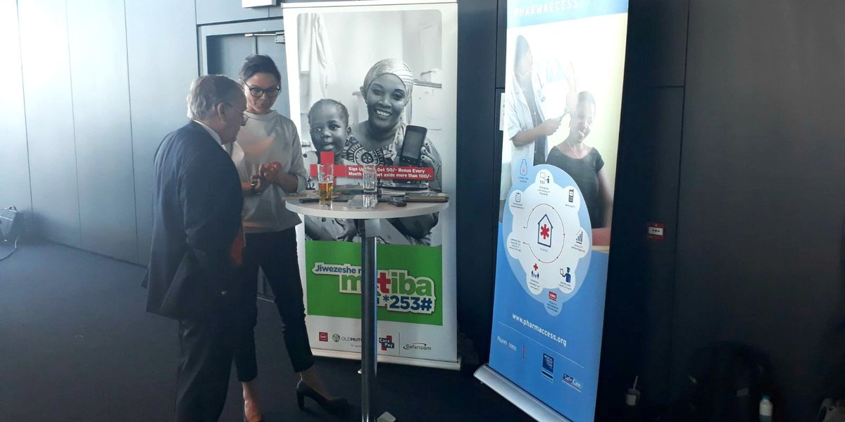 We presented @MTIBA_Ke at the @DutchMFA yesterday! We were part of the panel &#39;Better Data for Better Decision Making&#39; during the Conference for Honorary Consuls. We continue to shown that mobile technology can transform healthcare. #DigitalInnovation #healthcare #inclusivegrowth <br>http://pic.twitter.com/MWkHvZApP3