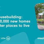We're looking forward to the launch of our #HealthyHousebuilding briefing note in the company of @pow_rebecca MP and Secretary of State @sajidjavid at 3pm tomorrow! Make sure to read the note tomorrow. With thanks to sponsors @BRE_Group and @hoarelea.