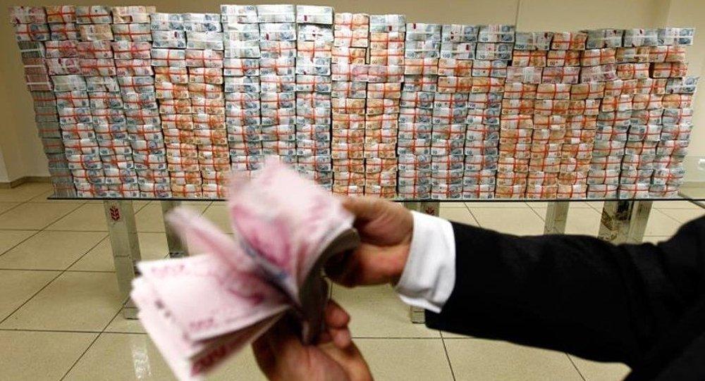 Örtülü ödenekten 3 ayda 544 milyon lira harcandı sptnkne.ws/hqVz