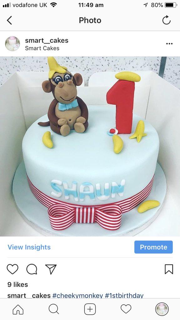 Smart cakes on twitter happybirthday firstbirthday cheekymonkey smart cakes on twitter happybirthday firstbirthday cheekymonkey bananas cakes cakedecorating celebrate one birthdayboy birthdayparty dundee publicscrutiny Images
