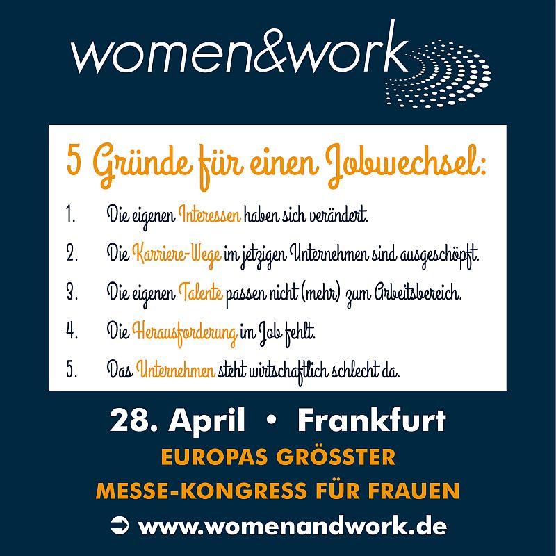 Womenwork On Twitter 5 Gründe Warum Ein Jobwechsel Sinnvoll