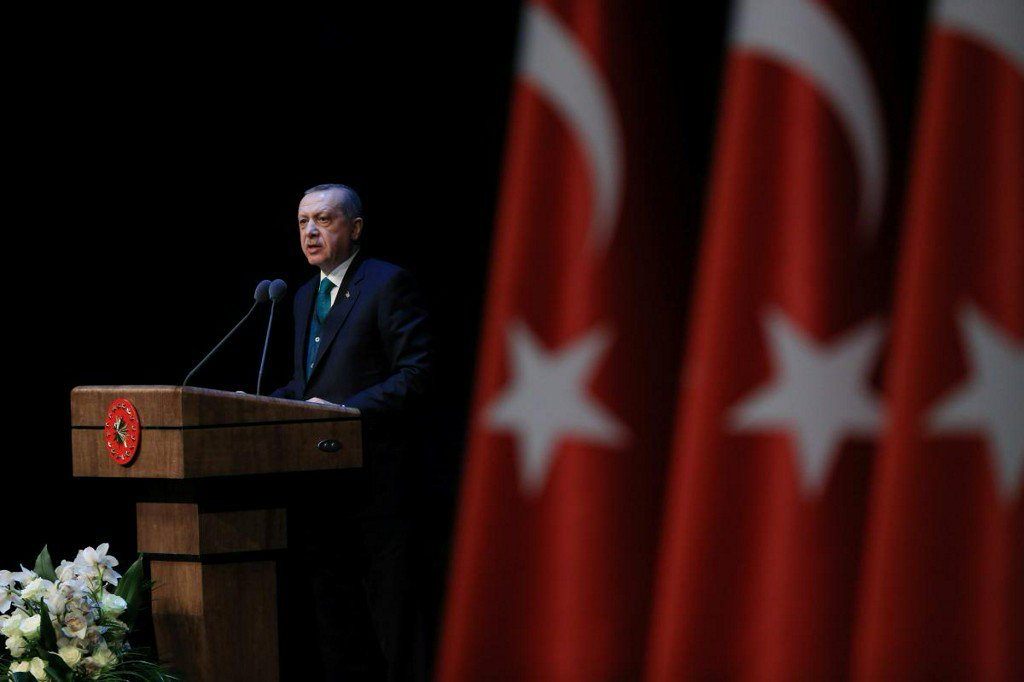 Turkey's ruling AK Party to discuss call for early election https://t.co/zVz4FAf44u https://t.co/yvaKFlXsC0