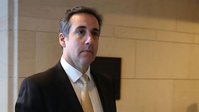 Judge rejects Trump's bid to block access to Cohen materials seized during FBI raid  https://t.co/wNUZ2oEKZt https://t.co/Oze9opXCSn