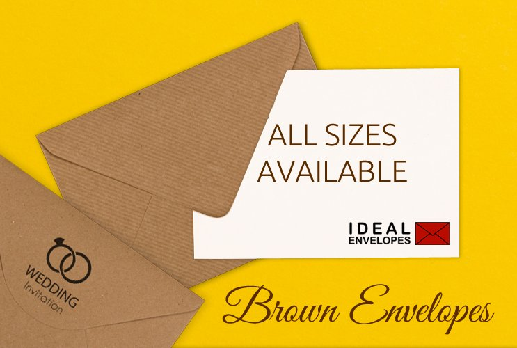 Ideal envelopes idealenvelopes twitter can be personalized with envelope printing httpsideal envelopes brownenvelopes picitter6qrtcmlqah colourmoves