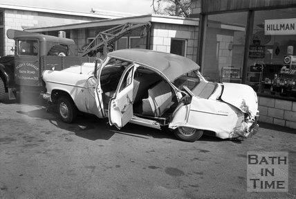 Image result for Eddie Cochran car wreck