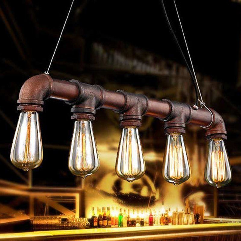 Industrial Rustic Iron Steampunk Ceiling Pendant Edison Lamp SEE EBAY LINK >> https://t.co/ICKnYujbGF #industrial #steampunk #interiordesign #rustic