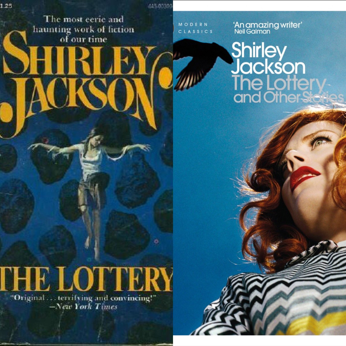 the mood of peacefulness and tranquility in the lottery by shirley jackson The winning ticket: irony in the lottery the short story, the lottery, by shirley jackson, is a twisted tale of a small farming community that is far from normal or peaceful jackson, continuously uses the setting to creates a mood of peacefulness and tranquility this creates an image of a.