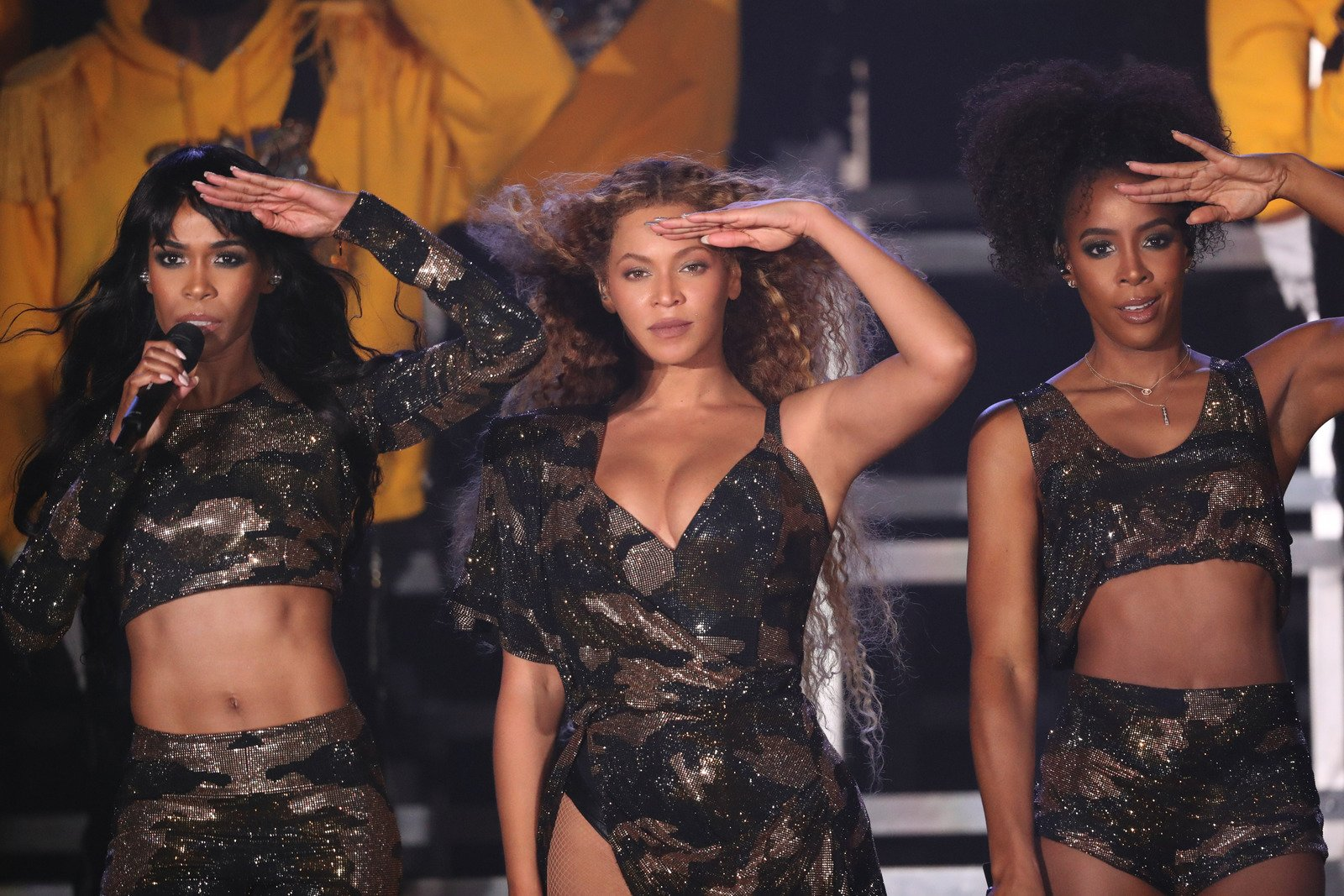 Reloaded twaddle – RT @thefader: Destiny's Child performed three song during @beyonce's #Coachella ...