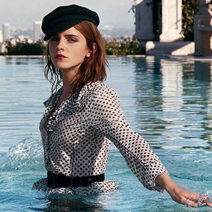 Nuestra Bella, Maga, Rebelde, Emma Watson cumple 28 años ¡Muchas felicidades! Happy birthday !