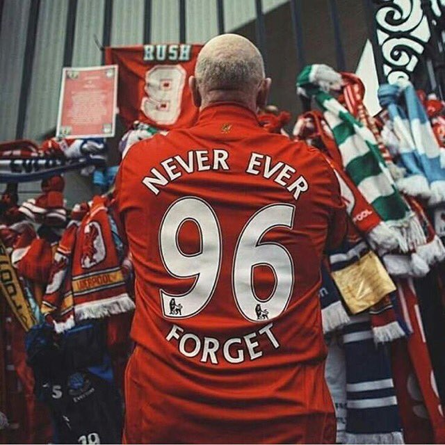 Gone ,but never forgotten #jft96 #ynwa https://t.co/BLv3qPRe6c