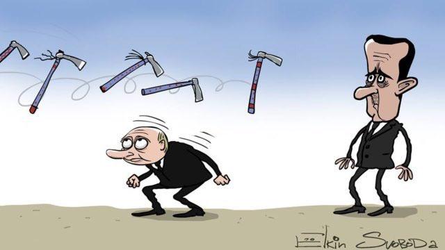Ракетные удары не повлияли на ход войны в Сирии, - Джонсон - Цензор.НЕТ 4484